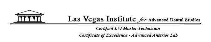 LVI Master Technician